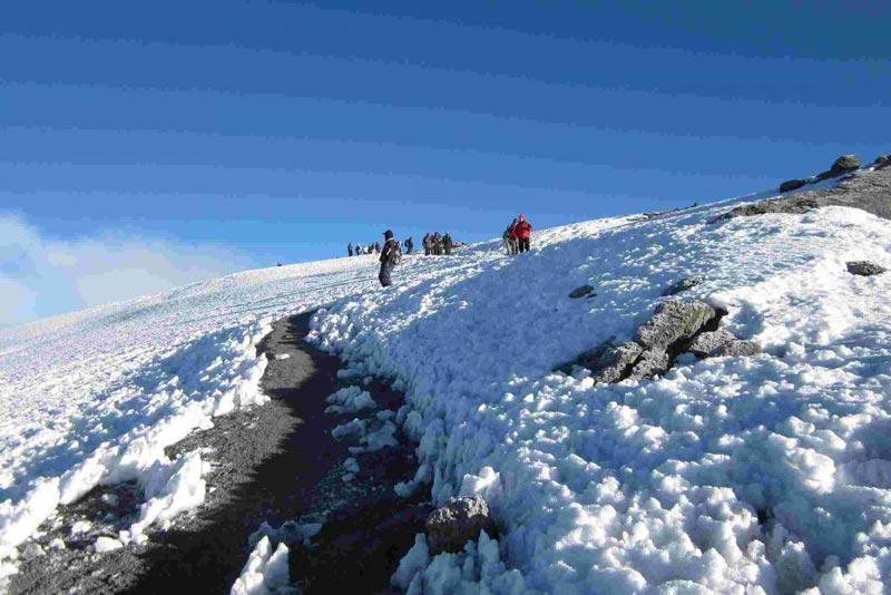 Mount Kilimanjaro Tour