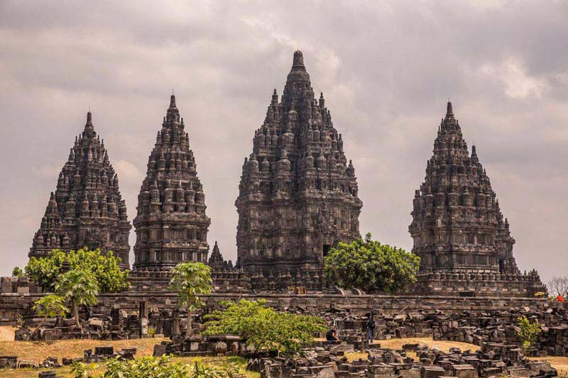 Central Java Tour