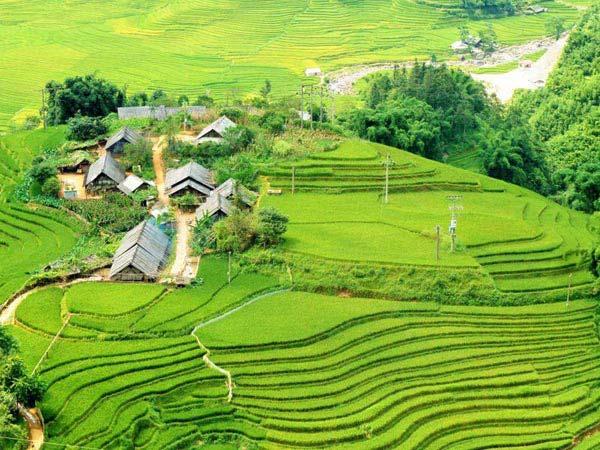 Sapa – Lao Chai – Ta Van Home Stay – Giang Ta Chai – Ban Ho Tour