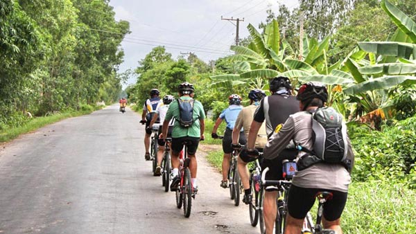 Biking & Cruising – Saigon River & Cu Chi Tunnels Tour
