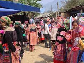 Full Day Binh Lu Market Thursday Tour
