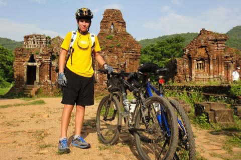 Full Day Biking In Hoi An & To My Son Tour