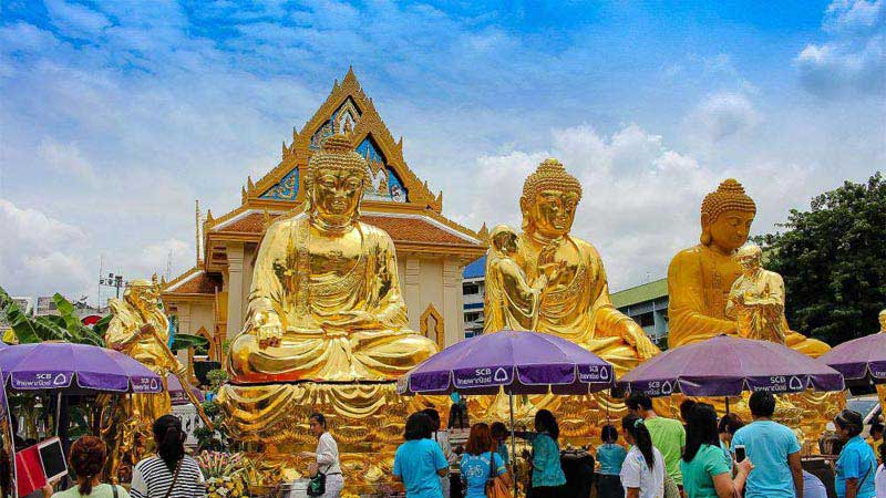 Bangkok Full Day Hightlights Tour