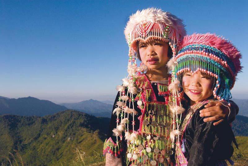 Chiang Rai Full Day Doi Tung, Hill Tribes And Mae Sai Tour