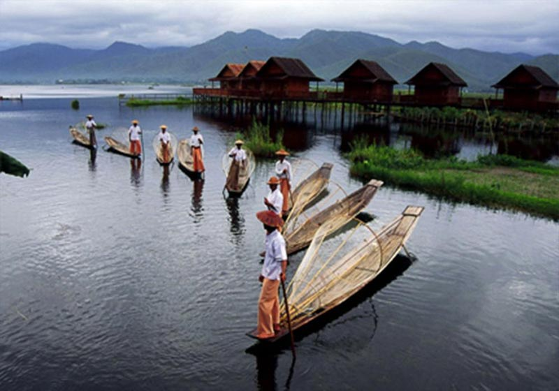 Inle Lake – Full Day City Tour Option 2