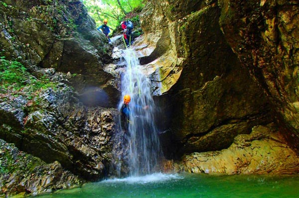 Canyoning Adventure Tour