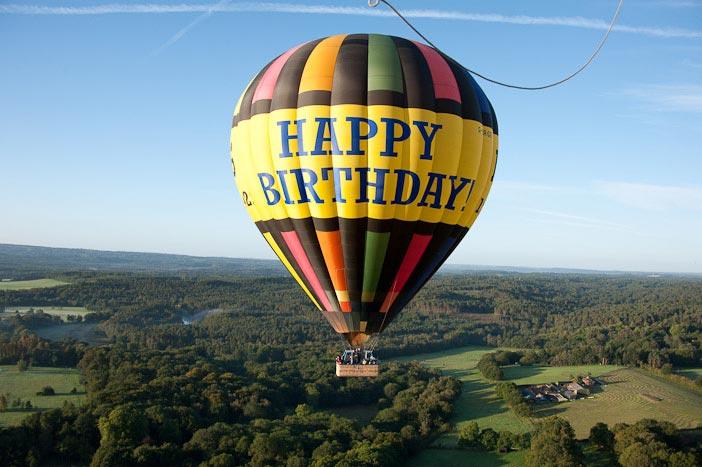 Hot Air Balloon Flight Tour