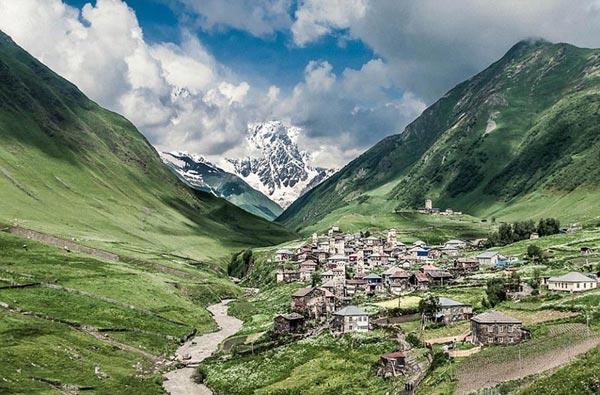 Svaneti – Near To The Sky Tour
