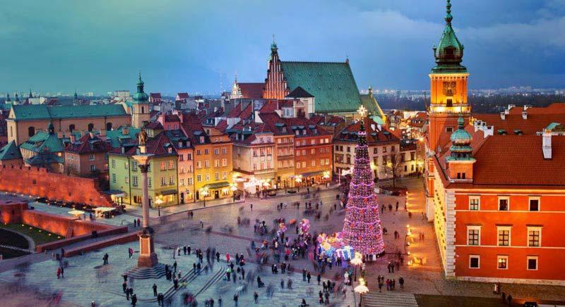Leisure Round Trip In Poland Tour