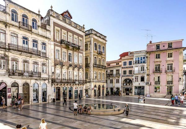 Coimbra – City Of Students And The 'Tragic Love' Package