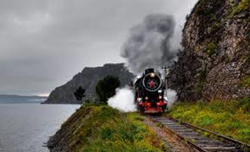 One-Day Tour To Listvyanka And Circum-Baikal Railway
