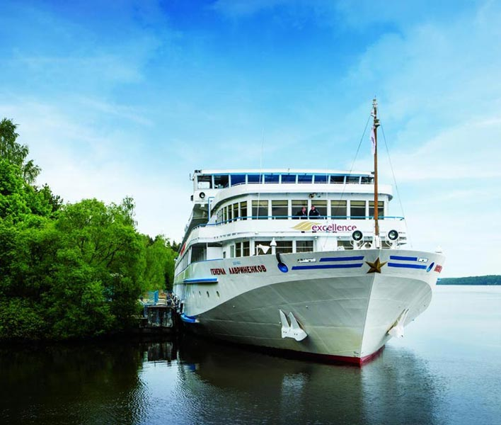 Volga River Cruise Package