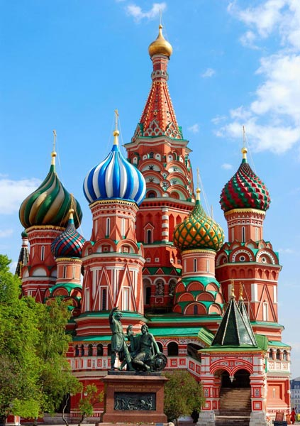 Charming Moscow Package