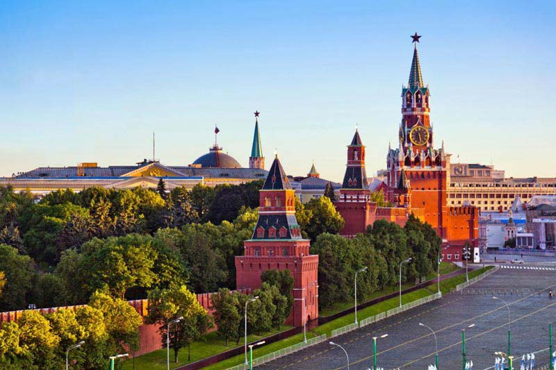 Rendezvous With Moscow, St Petersburg & Golden Ring Package