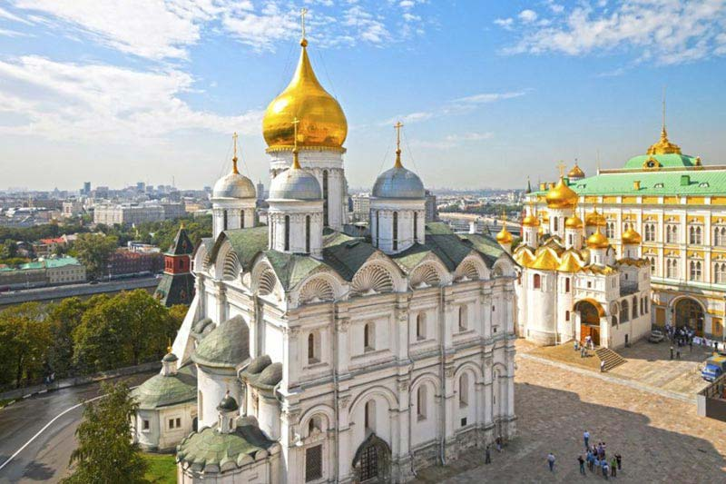 Golden Ring – Reflections Of Russian Heritage Package