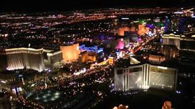 Amazing Las Vegas Night Strip Flight Helicopter Tour