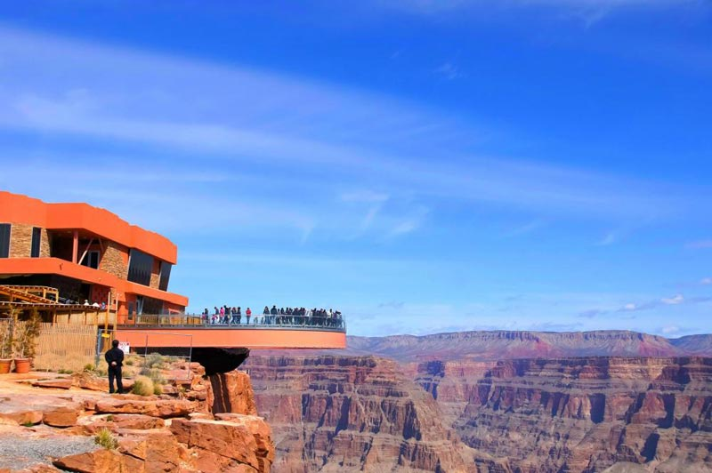 Grand Canyon Skywalk Tour 135645 Holdiay Packages To Berlin