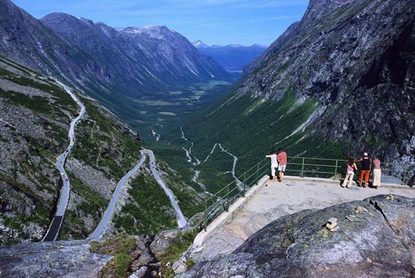 Adventure In The Fjords And Mountains Tour