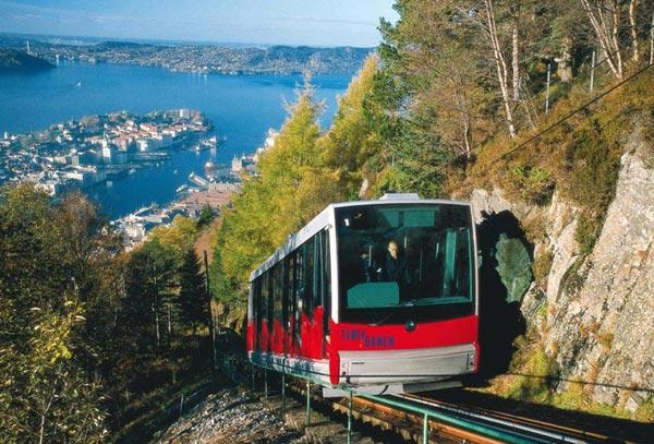 Copenhagen & Bergen Tour