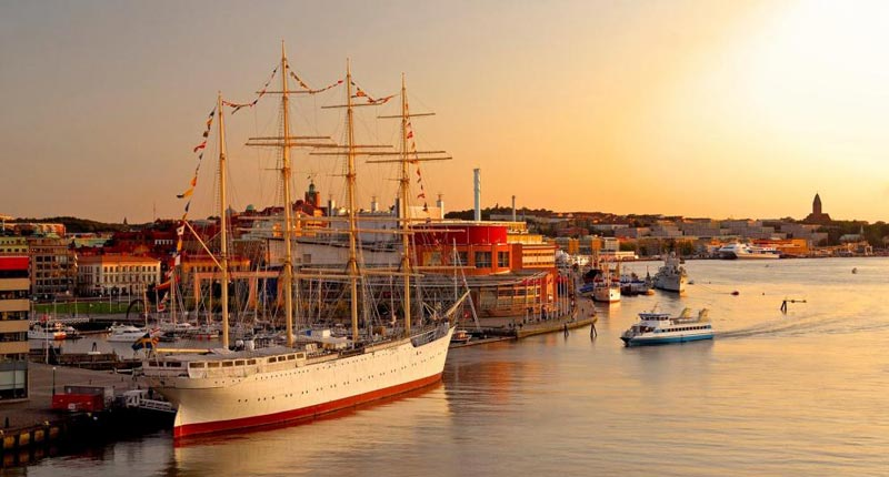 The Classic GÖTa Canal Cruise, 4 Days Stockholm – Gothenburg Tour