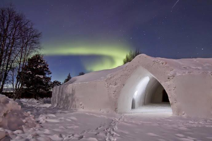 WINTER LAPLAND – ULTIMATE ARCTIC ADVENTURE TOUR