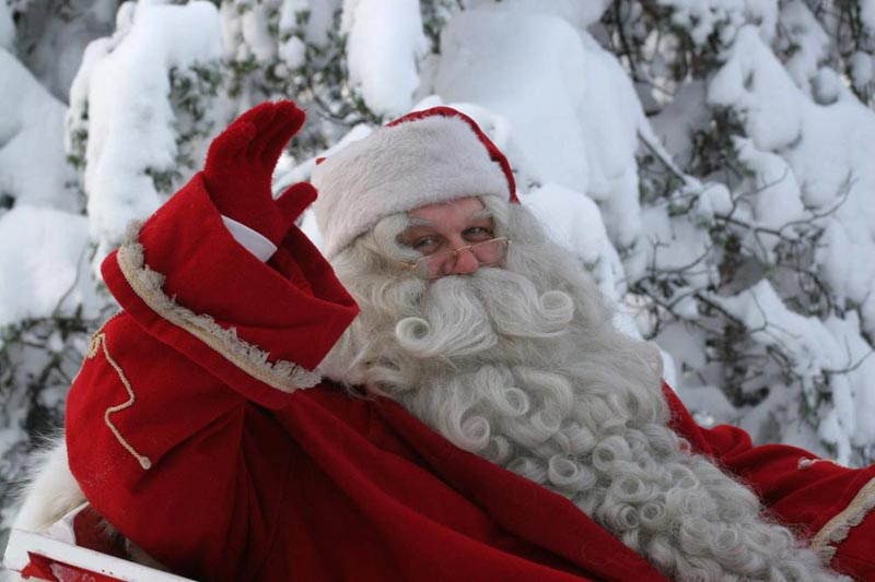 Christmas With Santa & Stockholm New Years Tour