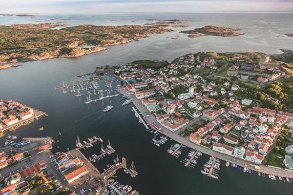 GRAND SWEDEN CRUISE, 6 DAYS GOTHENBURG TO STOCKHOLM