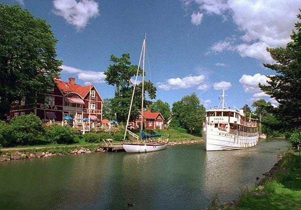 GRAND SWEDEN CRUISE, 6 DAYS STOCKHOLM TO GOTHENBURG