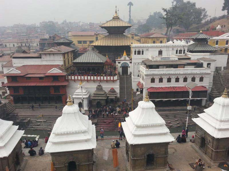 Pashupatinath And Boudhanath Tour Package