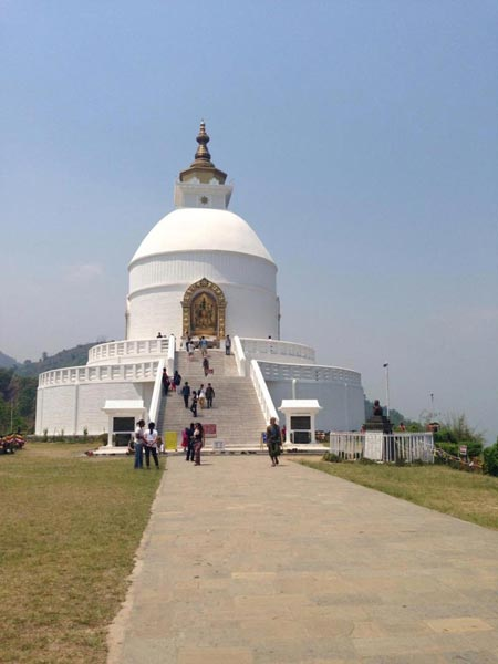 World Peace Pagoda Tour Package