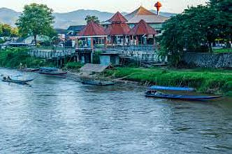 Amazing Kok River Tour
