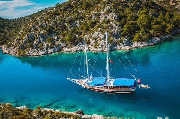 Cabin Charter Rhodes – Tilos – Symi – Bozburun Tour