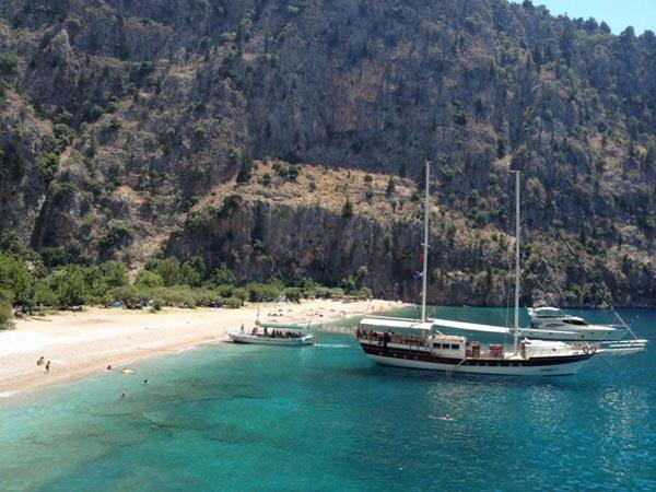 Cabin Charter Fethiye 12 Islands Tour