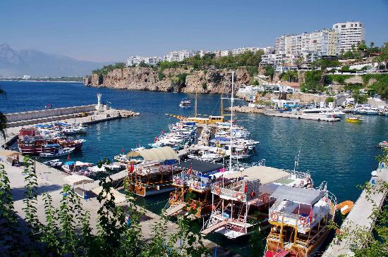 Kaleici Marina Antalya To/from Antalya Airport Package