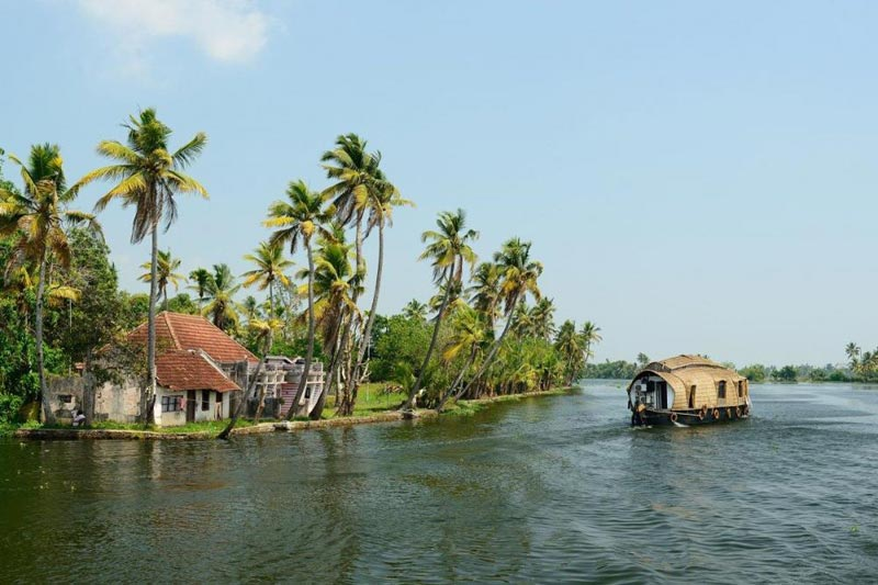 Best Of Kerala With CGH Hotels Package
