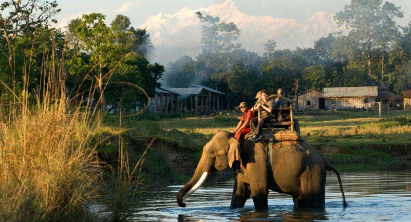 Thrilling Nepal Package