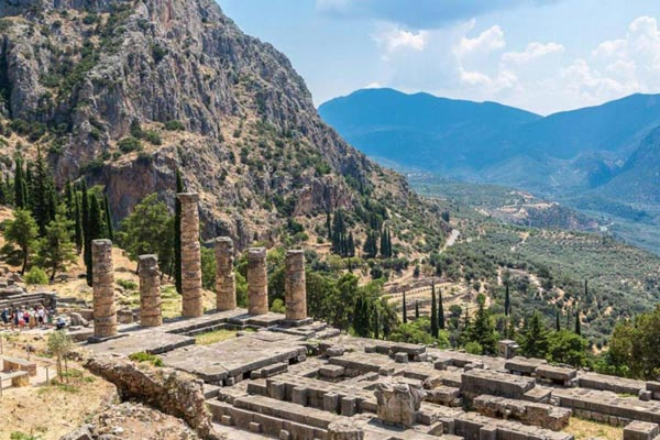 Athens & Beyond Package