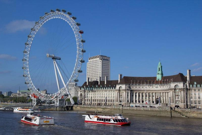 Discover London & Scotland Package