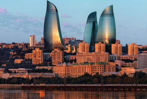 Baku In Your Pocket Package