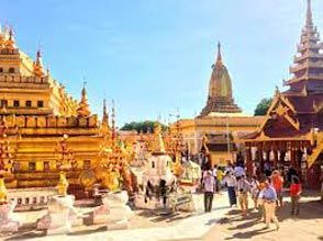 Magical Myanmar Tour