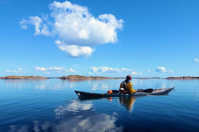 Archipelago Kayaking One Day For Private Groups Tour