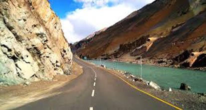 Manali-Leh Jeep Bike Safari Tour