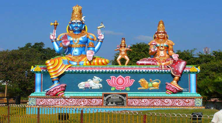 Hyderabad Srisailam Jyotirlinga Tour Package