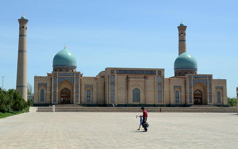 All Of Uzbekistan From West To East Package