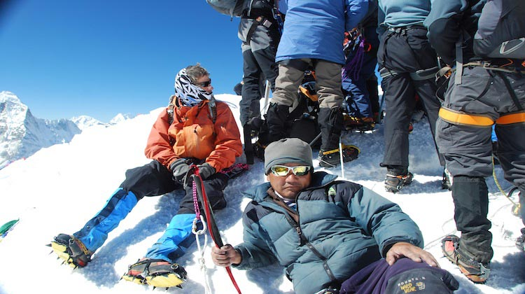 Island Peak Imjatse With Everest Base Camp Package