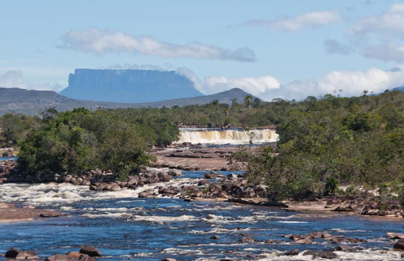 Gran Sabana North Route Package