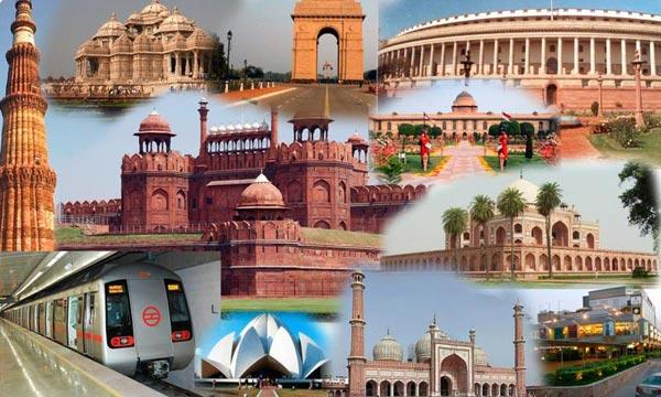 Delhi Triangle Tour