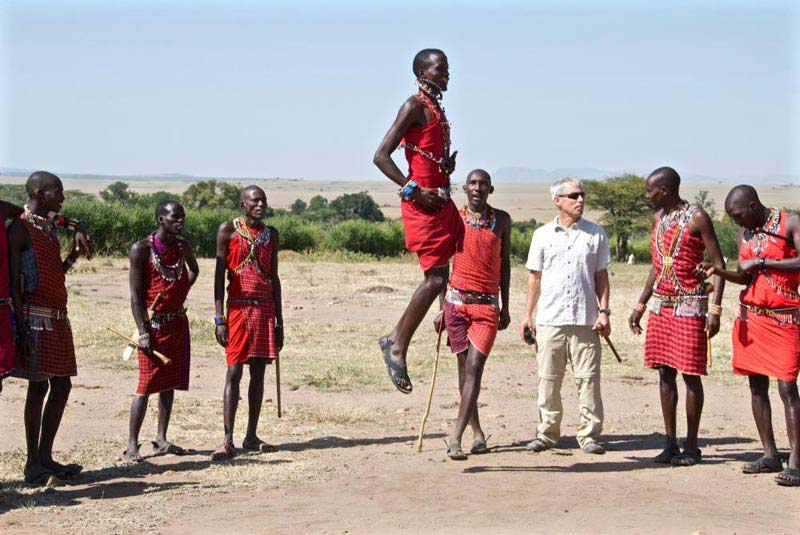7 Day Nakuru, Masaai & Samburu Tour