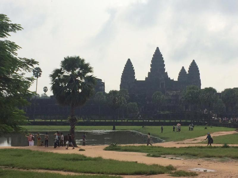 Angkor Without The Crowds Tour