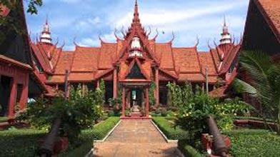 Cambodia's Ancient & Modern Capitals Tour
